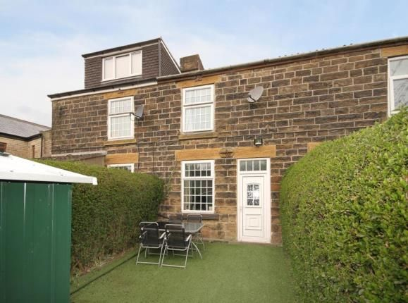 Thumbnail Terraced house for sale in Summerwood Lane, Dronfield, Derbyshire