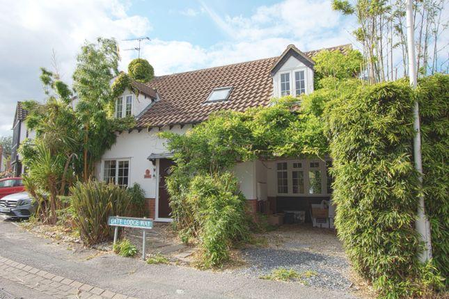 Thumbnail Detached house for sale in Gate Lodge Way, Noak Bridge, Basildon, Essex