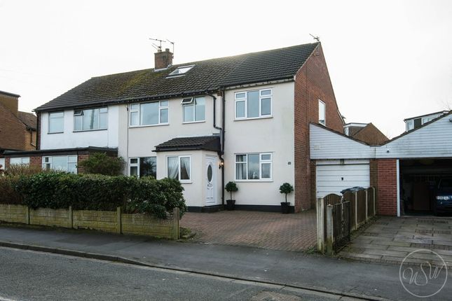Thumbnail Semi-detached house for sale in Black Moss Lane, Ormskirk
