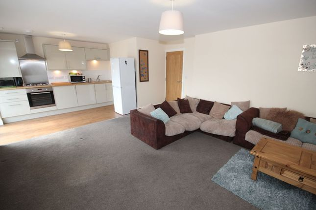 Thumbnail Flat to rent in Beech Close, Claughton-On-Brock, Preston