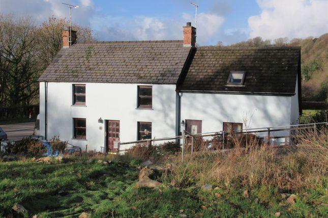 Thumbnail Detached house for sale in Glascoed, Felindre Farchog, (Nr Newport), Crymych