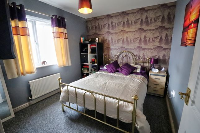 Bedroom Two of Woodland Drive, Rocester, Uttoxeter ST14