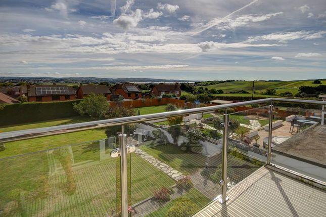 Balcony of Deepway Gardens, Exminster, Exeter EX6