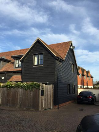 Thumbnail Semi-detached house to rent in Blue Dragon Yard, Beaconsfield