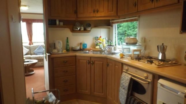 Kitchen Area of Coverack, Helston, Cornwall TR12