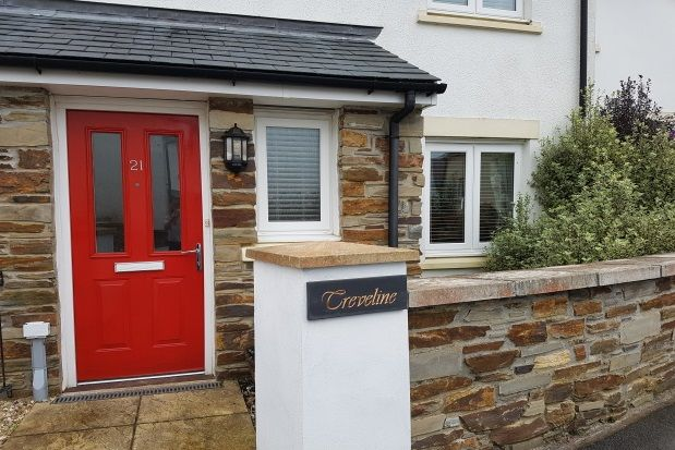 Thumbnail Terraced house to rent in Greenwix Parc, St. Mabyn, Bodmin