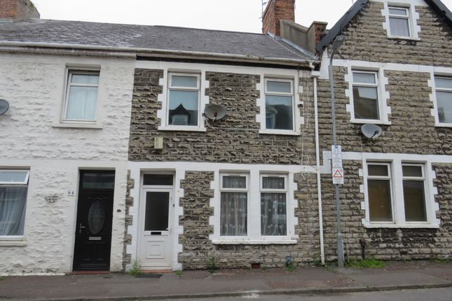 Thumbnail Semi-detached house for sale in High Street, Barry