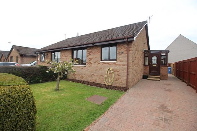 Thumbnail Semi-detached bungalow for sale in 11 Carse View, Airth