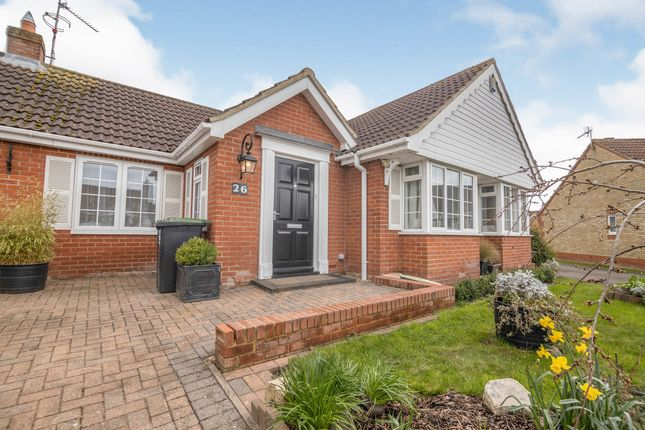 Thumbnail Bungalow for sale in Mepal, Ely, Cambridgeshire