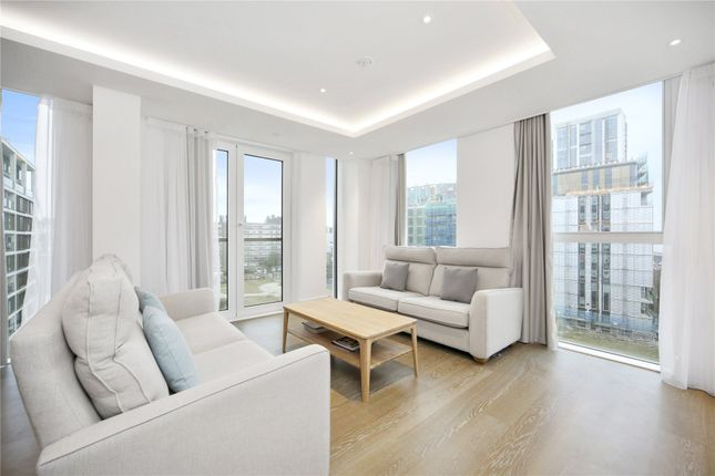 Thumbnail Flat to rent in Edward House, Kensington