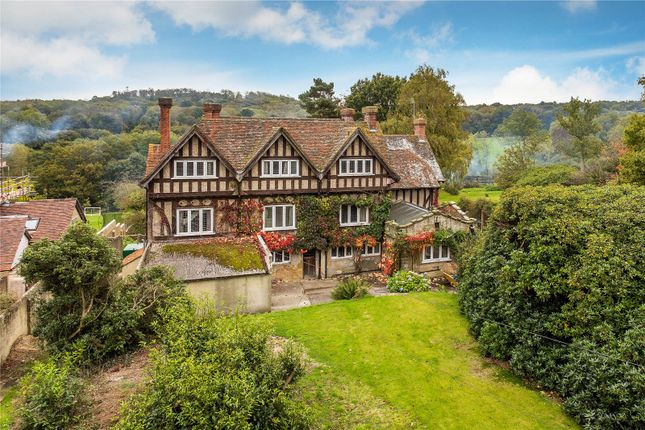 8 bed detached house for sale in Hartfield Road, Cowden, Edenbridge, Kent