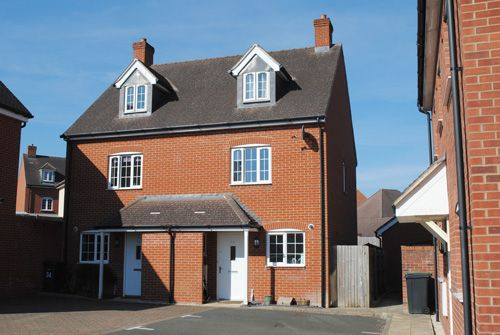 3 bed end terrace house for sale in Oakwood Way, Oxford OX2