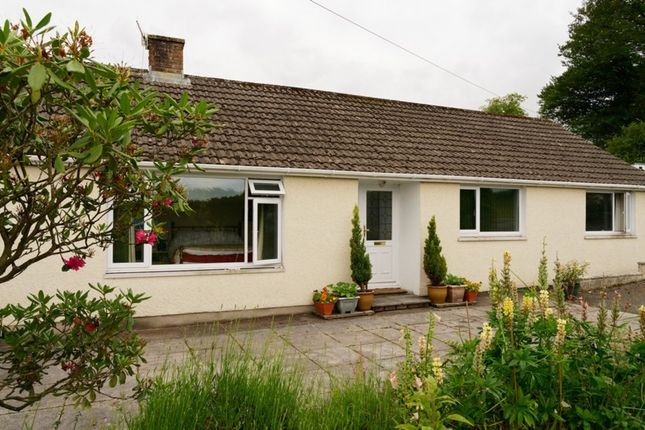 Thumbnail Detached bungalow for sale in Cynwyl Elfed, Carmarthen