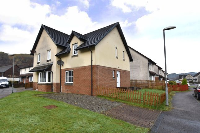 Thumbnail Semi-detached house for sale in Park Road, Oban