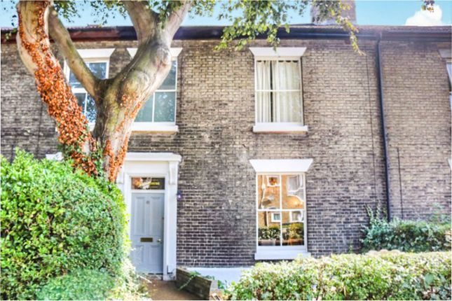 Thumbnail Terraced house for sale in Grove Road, Norwich