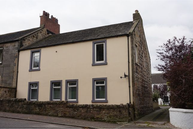 Thumbnail End terrace house for sale in Linlithgow Road, Bo'ness