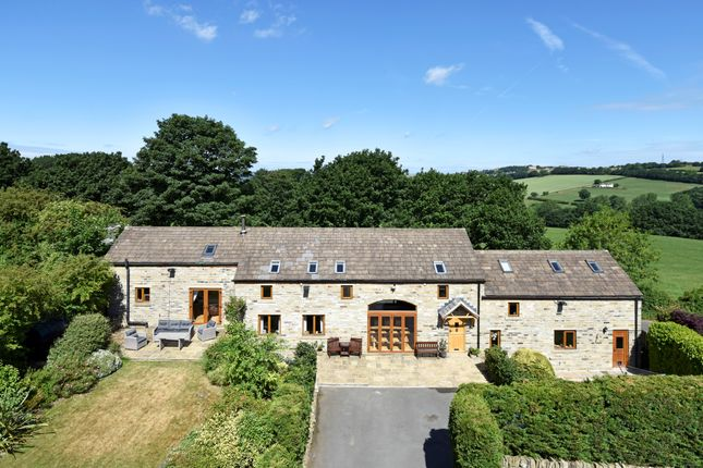 Thumbnail Barn conversion for sale in Lepton, Huddersfield
