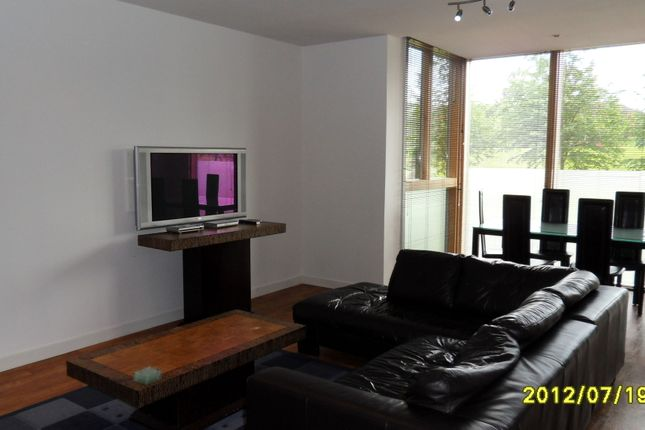 Thumbnail Town house to rent in Glasgow Harbour Terraces, Glasgow Harbour, Glasgow