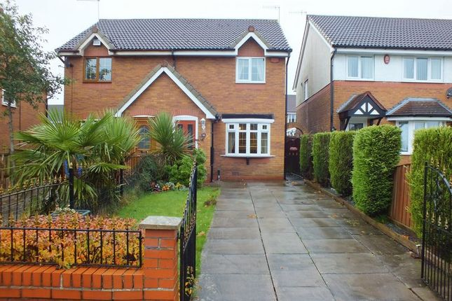 Thumbnail Semi-detached house to rent in Chell Heath Road, Chell Heath, Stoke-On-Trent