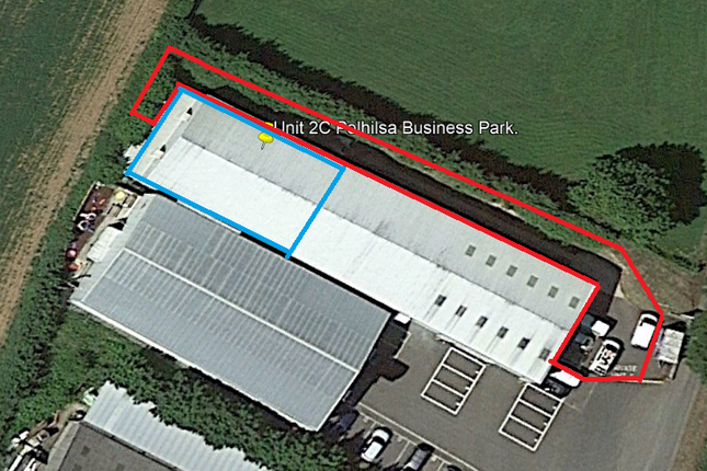 Thumbnail Warehouse to let in Polhilsa Business Park, Callington, Cornwall