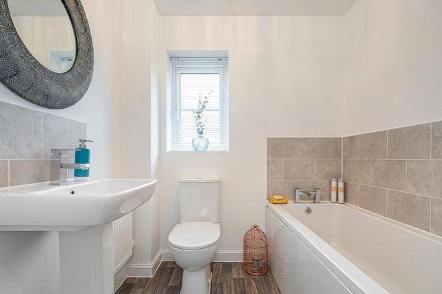 """Bathroom of """"Maidstone"""" at Llantrisant Road, Capel Llanilltern, Cardiff CF5"""