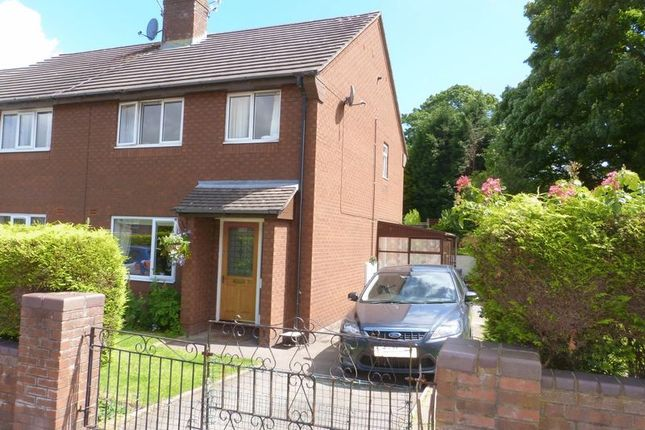 3 bed semi-detached house for sale in Heath Road, Congleton
