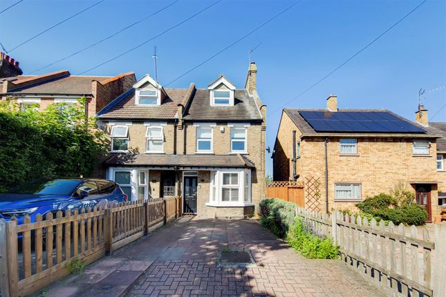 Thumbnail End terrace house for sale in Gordon Hill, Enfield