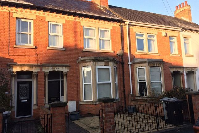 Thumbnail Town house to rent in Harrowby Road, Grantham
