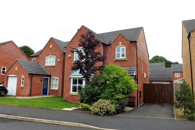 Thumbnail Detached house for sale in Viscount Drive, Middleton, Manchester