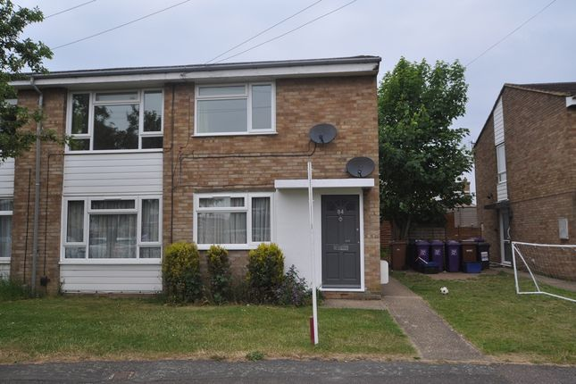 Thumbnail Maisonette to rent in Halsey Drive, Hitchin