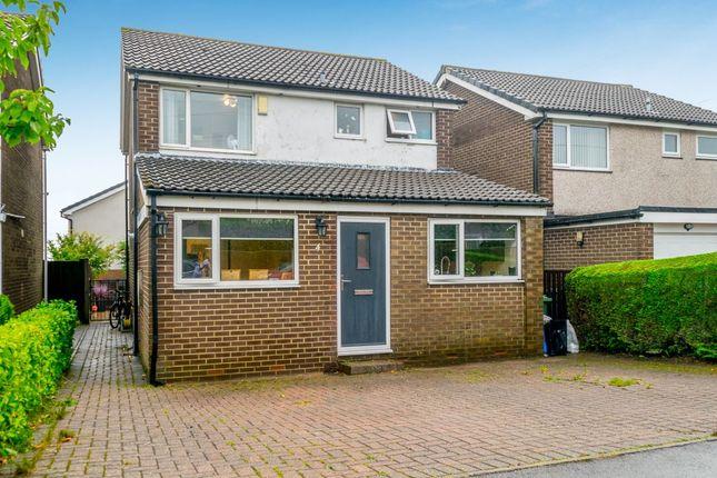 3 bed detached house for sale in Walton Garth, Drighlington, Bradford BD11