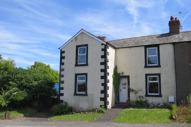 Thumbnail Semi-detached house for sale in Brown Bank, Gosforth Road, Seascale, Cumbria