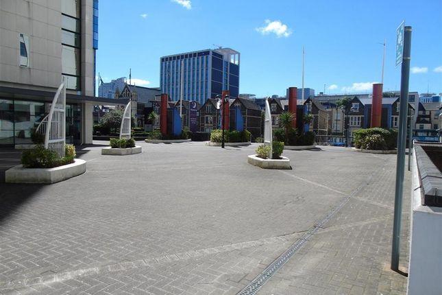 Exterior of Landmark Place, Churchill Way, Cardiff CF10