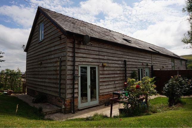 Thumbnail Barn conversion for sale in Pentre Llifior, Welshpool