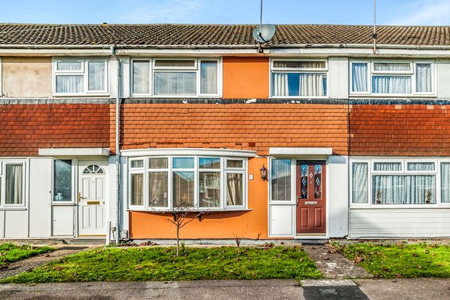 Thumbnail Terraced house for sale in Nottingham Close, Watford