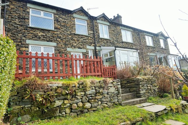 Thumbnail Terraced house for sale in Fox Howe, Ulverston
