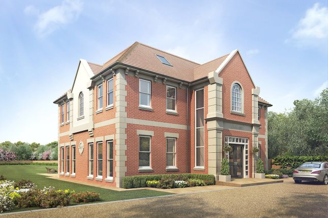 Thumbnail Detached house for sale in Hendon Wood Lane, London