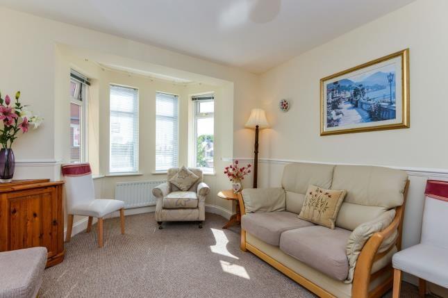 Lounge of Empress Court, 403 Marine Road East, Morecambe, Lancashire LA4