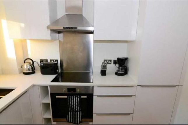 Thumbnail Flat to rent in Vincent Street, London