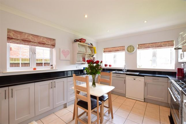 Thumbnail Detached house for sale in Bax Close, Storrington, West Sussex
