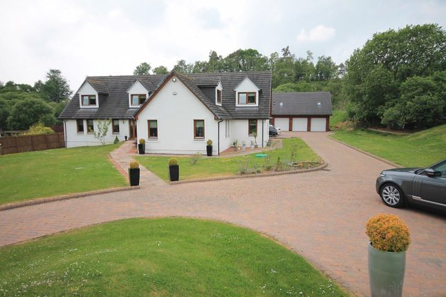 Thumbnail Detached house for sale in Casa Mia, Jerviswood Nursery, Lanark
