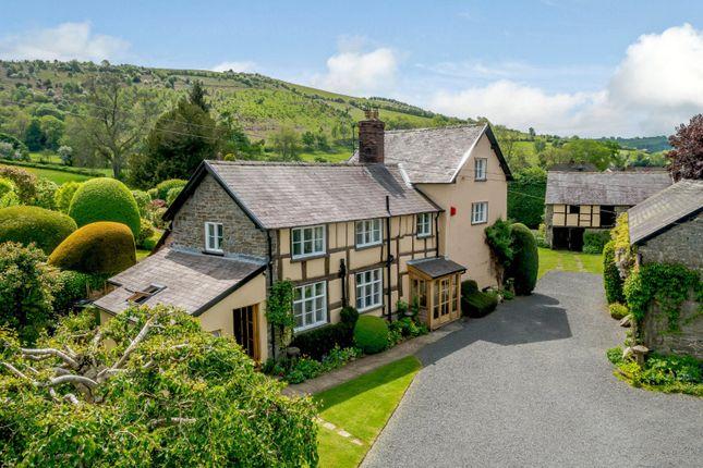 Thumbnail Detached house for sale in Clunbury, Craven Arms, Shropshire