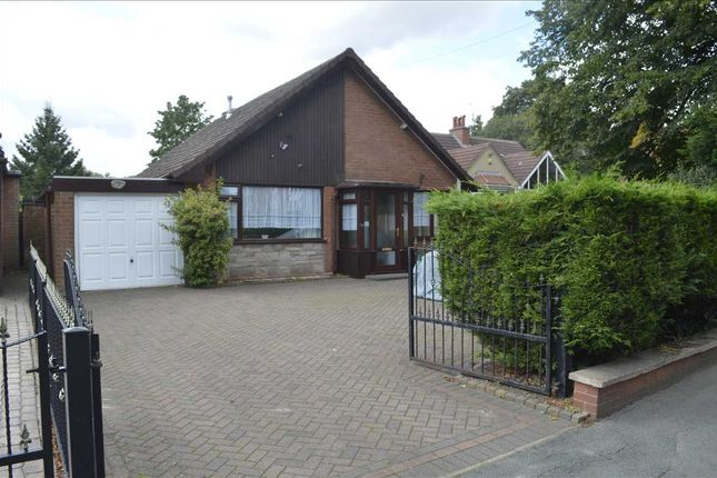 Thumbnail Bungalow for sale in Amos Lane, Wednesfield, Wednesfield