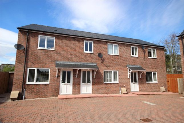 Thumbnail Terraced house to rent in 9 Oxford Close, Penrith, Cumbria