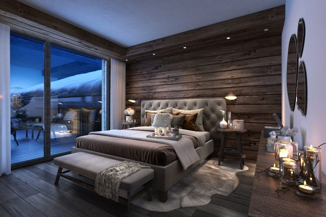 Thumbnail Apartment for sale in Les Gets, Haute-Savoie, Rhône-Alpes, France