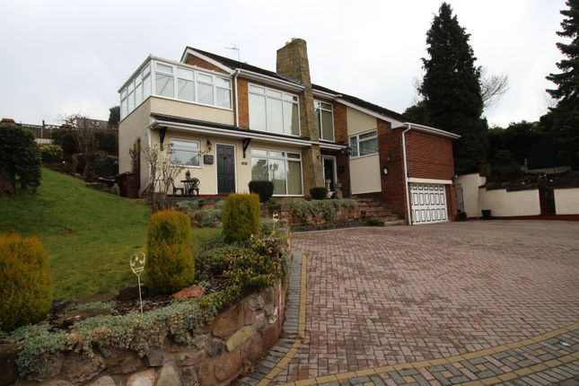 Thumbnail Detached house for sale in Vale Head Drive, Compton, Wolverhampton
