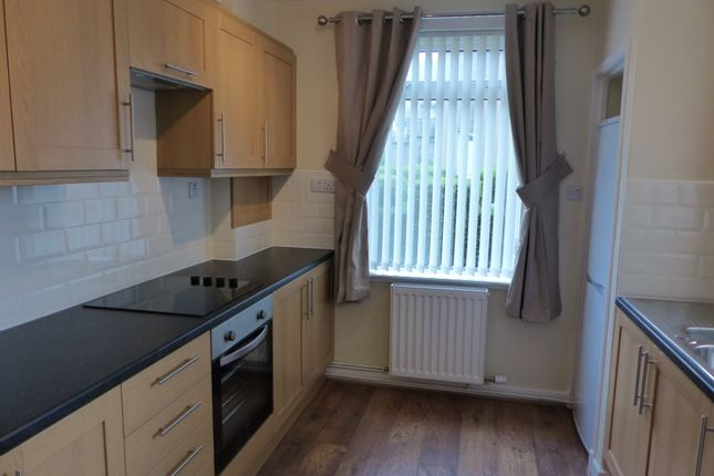 Thumbnail 3 bed end terrace house to rent in Fernieside Crescent, Gilmerton, Edinburgh
