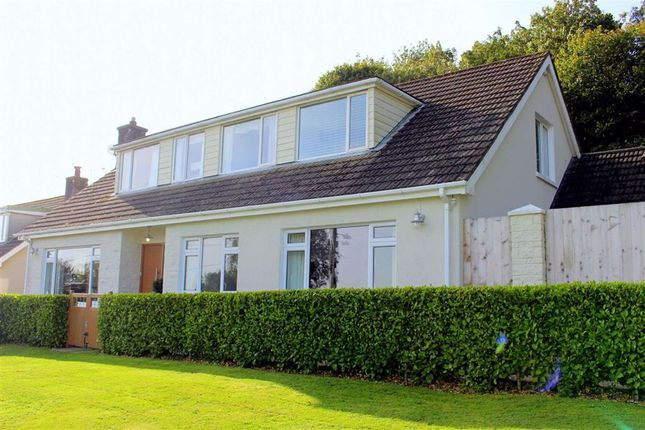 Thumbnail Detached bungalow for sale in Sandyhill Road, Saundersfoot
