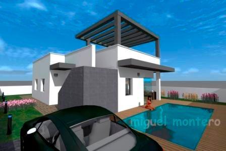 3 bed villa for sale in Huerta Nueva, Los Gallardos, Almería, Andalusia, Spain