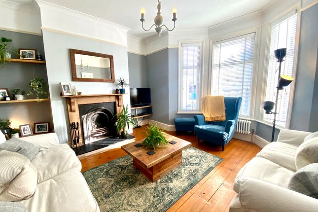 Thumbnail 2 bed terraced house for sale in South View Terrace, Plymouth